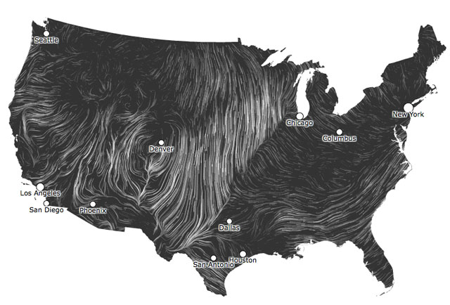 wind-map